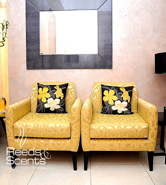 The Dramatic Statement of Accent Chairs – Reeds and Scents